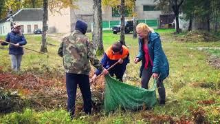 Республиканская Акция Чистый лес в г. Климовичи