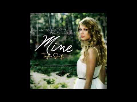 Mine - Taylor Swift MP3