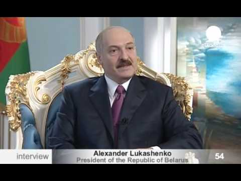 Alexander Lukashenko to give interview to EuroNews (russian language)