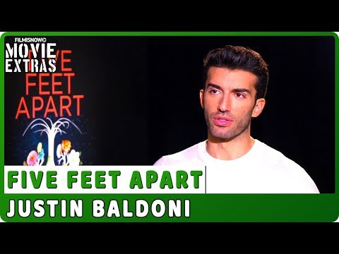 FIVE FEET APART   Justin Baldoni Talks About The Movie - Official Interview