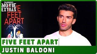 FIVE FEET APART | Justin Baldoni Talks About The Movie - Official Interview