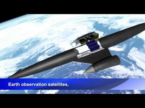 One Space-Plane To Rule Them All: SKYLON | Video