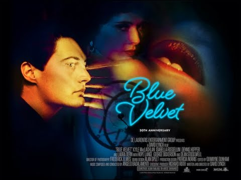 Blue Velvet  rerelease trailer