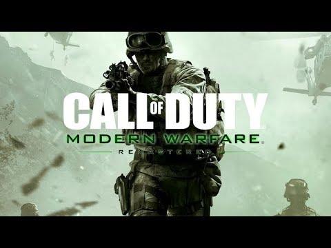 PS4 4 05 - Modern Warfare Remastered Game Free + PKG Download