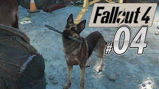 FALLOUT 4 [#04] - Dog Meat, mein Freund und Helfer ★ German/XB1 ★ Let