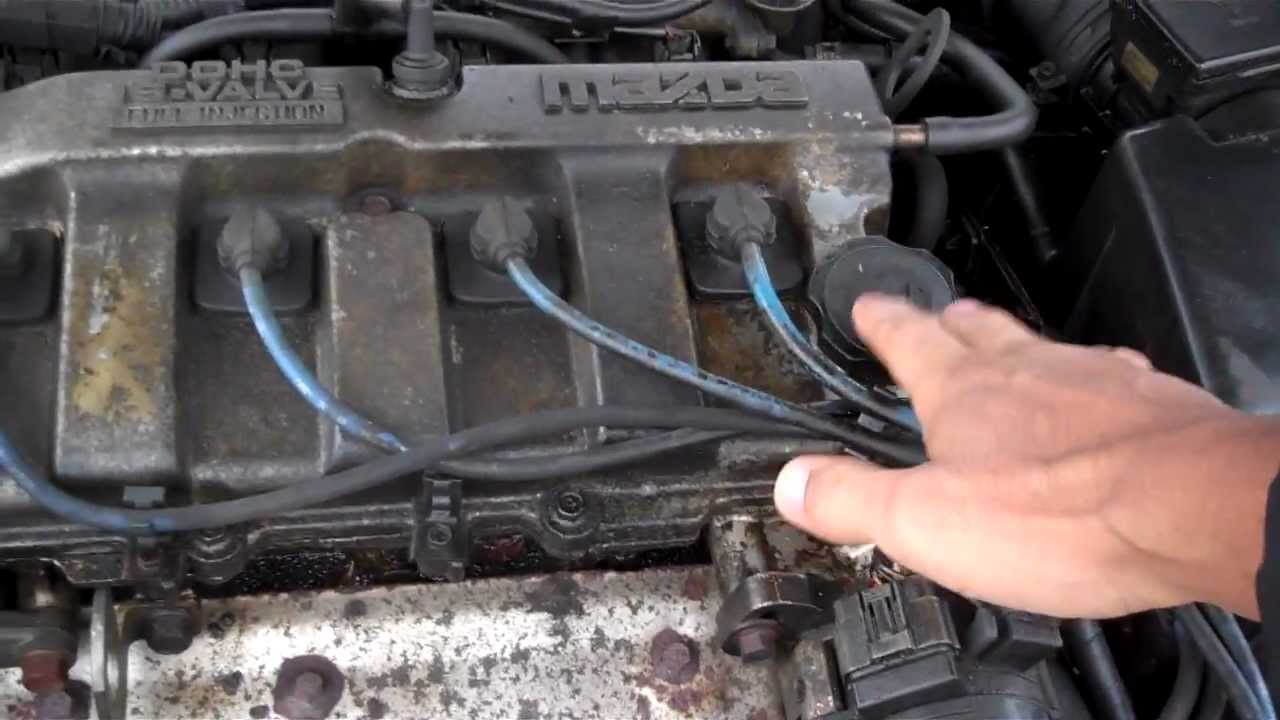 Saab 93 Wiring Diagram Mercedes Crankshaft Position Sensor Location How To Tell You Got A Bad Maf Youtube