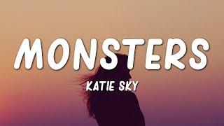 Download Katie Sky - Monsters (Lyrics)