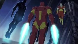 AC DC - Back in Black - Ironman 's Clip