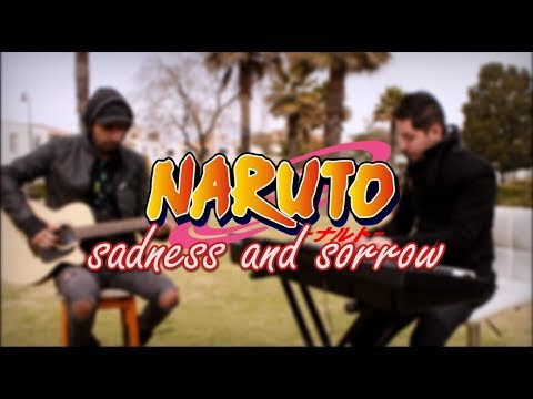 Naruto Sadness and Sorrow | Piano / Guitarra Cover | Christianvib Ft. Christopher Alva - YouTube
