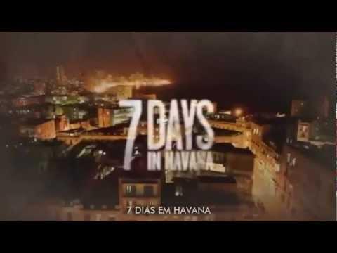 Trailer do filme 7 Dias em Havana