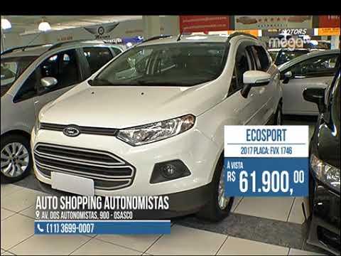 Auto Shopping Autonomistas na Mega TV