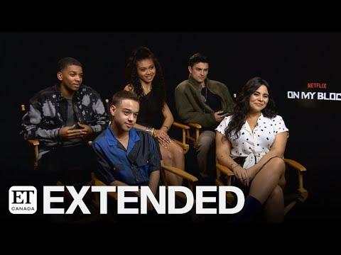 'On My Block' Cast Spill The Tea On Season 3   EXTENDED