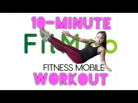 resistance tube exercises  10minute workout at home