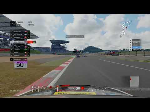 GT Sport: Standing Start