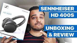 Sennheiser HD 400S Unboxing and Review