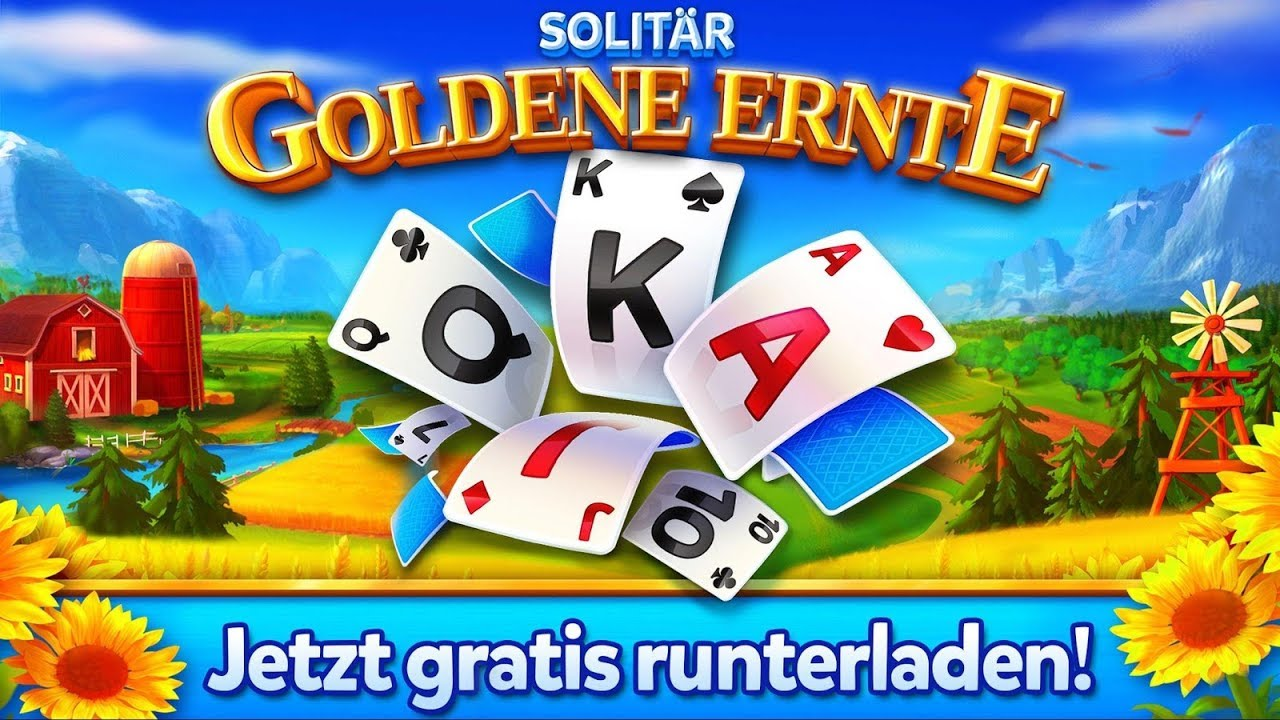 Solitär Goldene Ernte Gameplay First Look Youtube