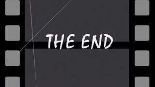 Футаж Конец фильма / Footage The end of the film