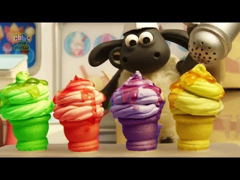 NEW Shaun the Sheep | BEST FUNNY PLAYLIST (PART 4 ) | فيلم كرتون الخروف الشهير شون ذا شيب