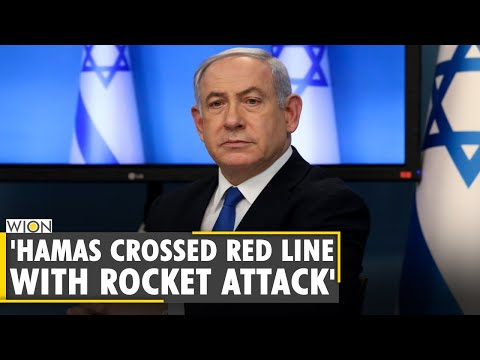 Israel responds with airstrikes on Gaza after Hamas rocket attacks   Palestine violence   World News