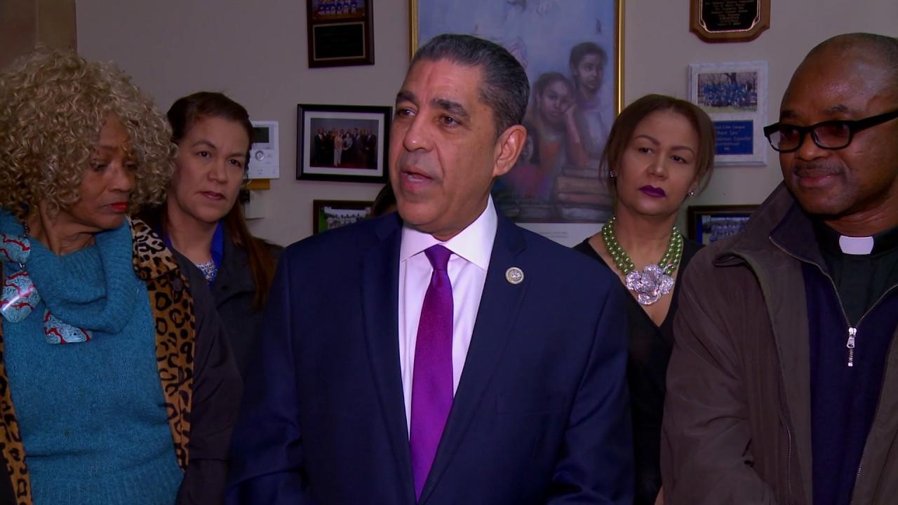 Adriano Espaillat Opens a Bronx Office