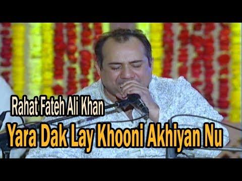 Tanam Farsooda Jaan Para Ze Hijran Ya Rasool Allah - Rahat Fateh Ali Khan