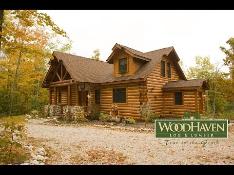 Why Buy Woodhaven Log Siding Or Knotty Pine Paneling