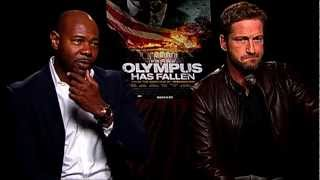 Behind The Scenes Of Olympus Has Fallen