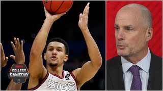 Jay Bilas: Jalen Suggs' Game-Winner Is Up There With Laettner's ‼️ | SportsCenter