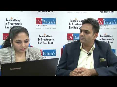 Dr Batra's® Face-The-Expert on 'Innovations In Treatment For Hair Loss' with Dr. Akshay Batra