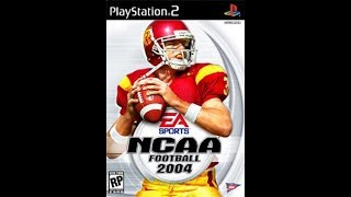 NCAA Football 2004 College Classics (4K60FPS)