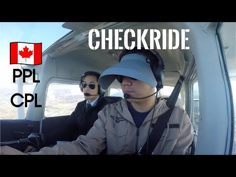 HOW TO PREPARE FOR A FLIGHT TEST? | Canadian PPL & CPL