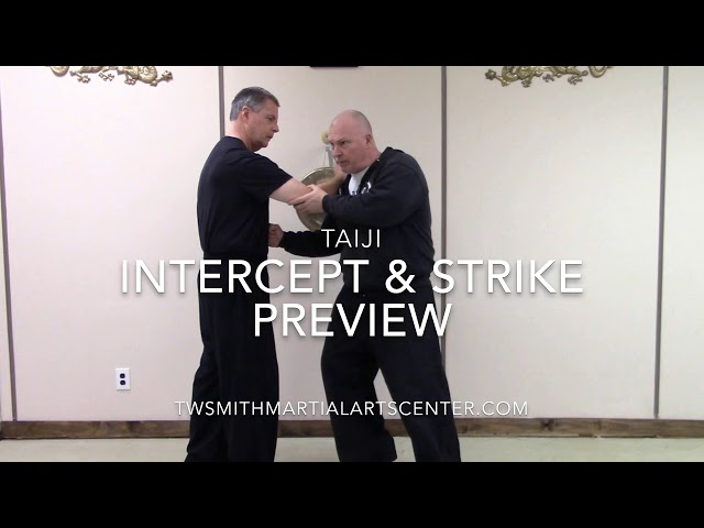 Trailor : TaiJi Chuan : The Intercept-Strike Phase 1