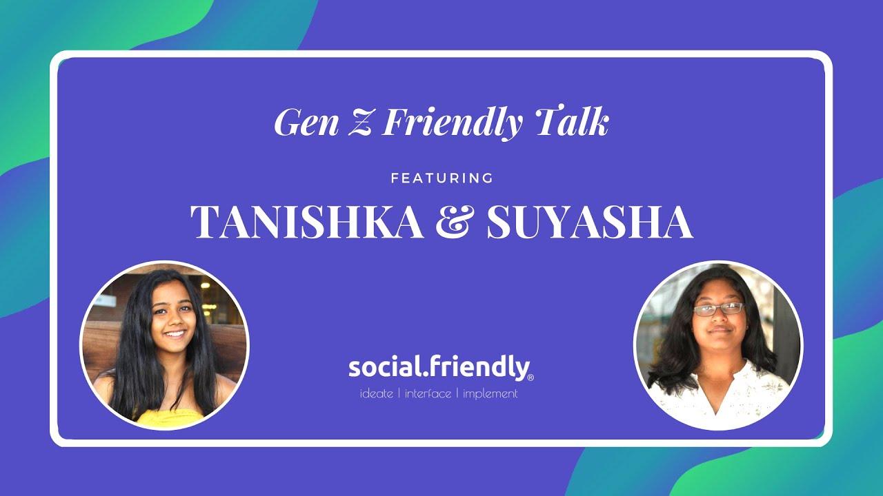 Download Gen Z Friendly Talks | Tanishka & Suyasha | Social Friendly