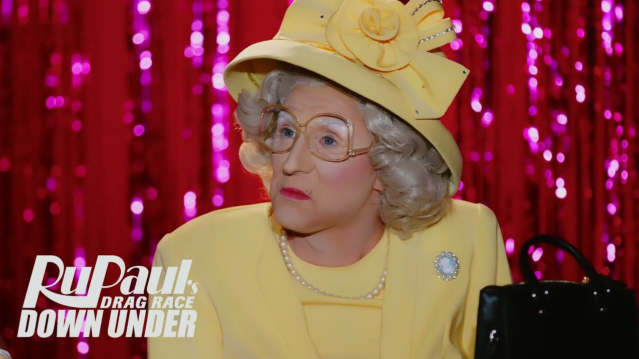 Download RuPaul's Drag Race Down Under Season 1 | Snatch Game Moments
