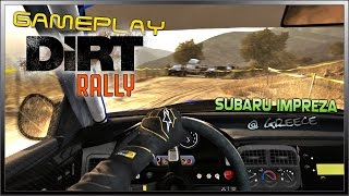 DiRT Rally - Ultra Settings Gameplay - Subaru Impreza