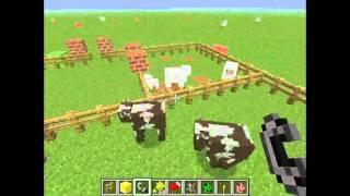 Comment faire une faire une ferme dans minecraft