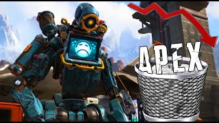 Apex Legends is Dying.. Can it be Saved?