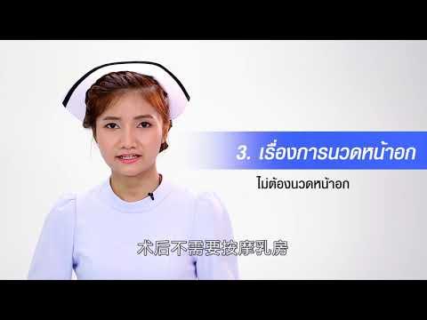 泰国Yanhee医院美容整形科假体隆胸术后护理指南
