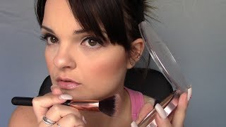 ASMR Make Up 💄 Mi trucco con voi (intense whispering)