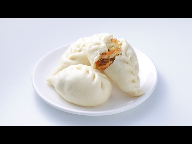 【楊桃美食網-3分鐘學做菜】素菜粉絲包