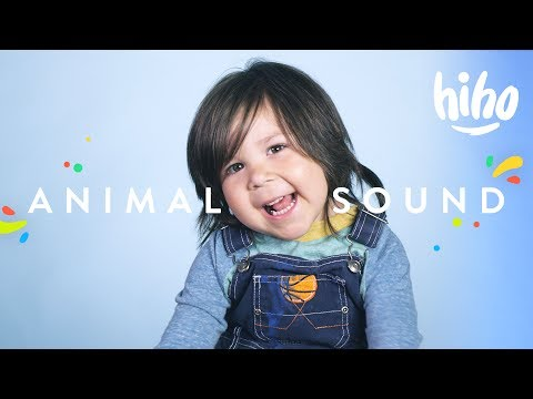 100 Kids Make Their Favorite Animal Sounds 🐶