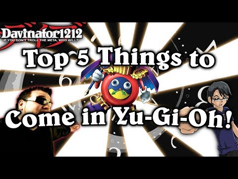 Top 5 Possible Futures to Yu-Gi-Oh!