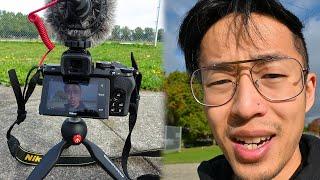 BEST VLOGGING CAMERA FOR YOUTUBE IN 2021? (Nikon Z50 VIDEO TEST)