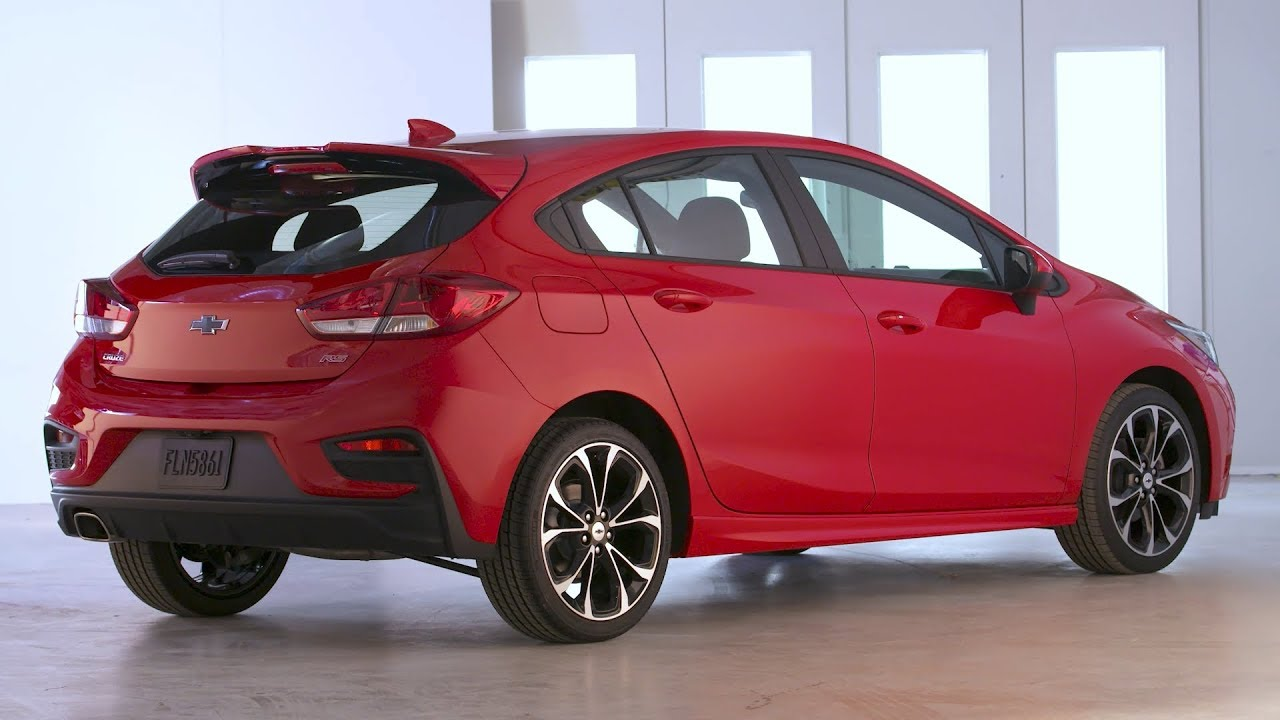 2019 Chevrolet Cruze Hatchback Rs Exterior Interior Closer Look