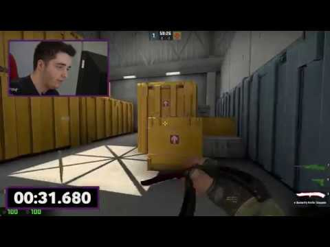 OpTic NAF Plays Aim Time Trial