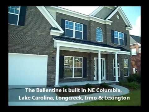 Ballentine Floorplan by Essex Homes in Columbia SC