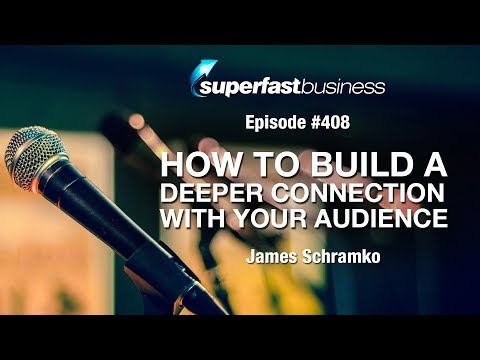 How To Build A Deeper Connection With Your Audience