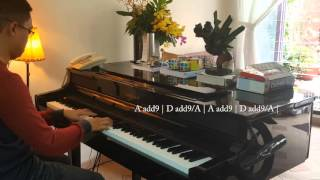 [Piano cover + hòa âm] Sau tất cả - ERIK from ST.319 - by Nguyen Huyen Vu
