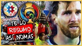Te Lo Resumo   Copa América 2015-2016