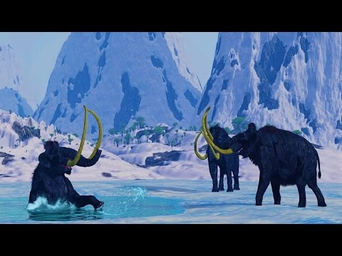 Ancient Music - Woolly Mammoths
